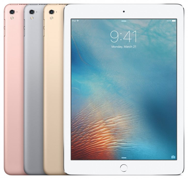Apple iPad Pro 9.7-inch 128GB Wi-Fi + 4G