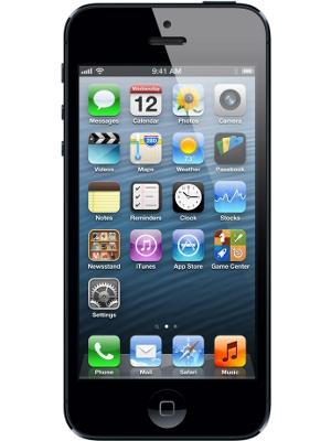 Apple iPhone 5 16GB Black - Sim Free ( Unlocked ) smartphone