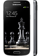 Samsung Galaxy S4 Mini Black 16GB