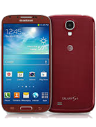 Samsung Galaxy S4 Red Aurora 16GB